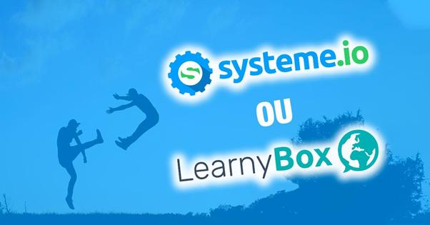 learnybox vs systeme.io