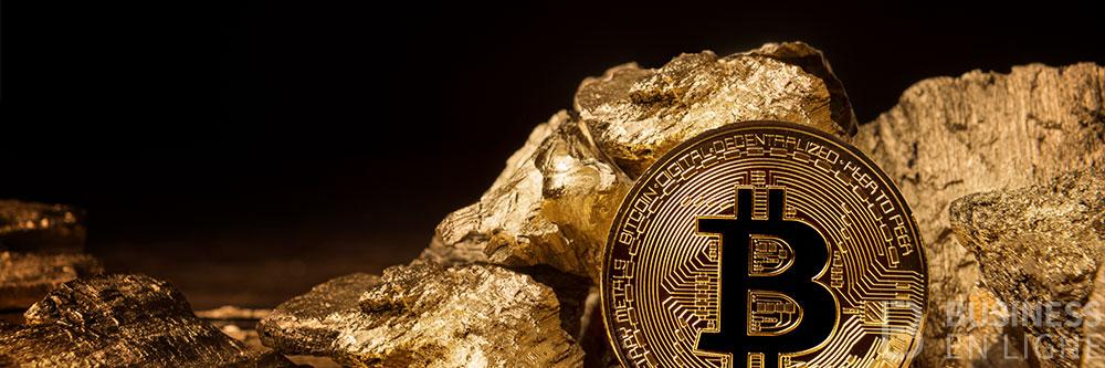 À l'instar de l'or, le bitcoin devient une valeur refuge.