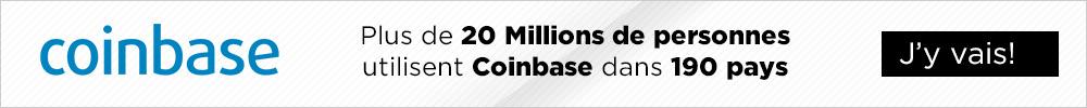 20 Millions de personnes utilisent Coinbase pour acheter leur cryptomonnaie