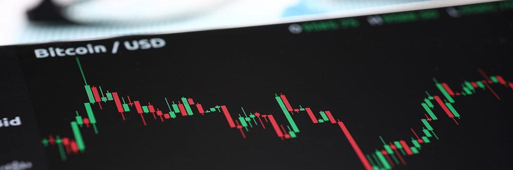 Graphique Cryptomonnaie -  Nombre de paires et volume de transactions