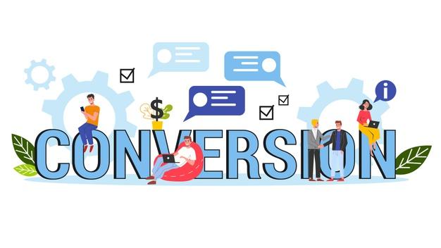 augmenter les bénéfices d'une entreprise en améliorant le taux de conversion