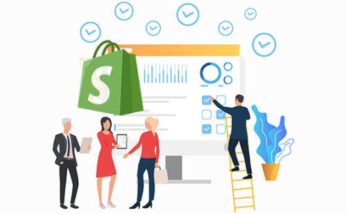 Analyse de boutique shopify