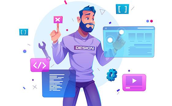 Création de site internet et application mobile