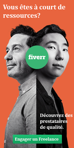 Fiverr - Engager un Freelance